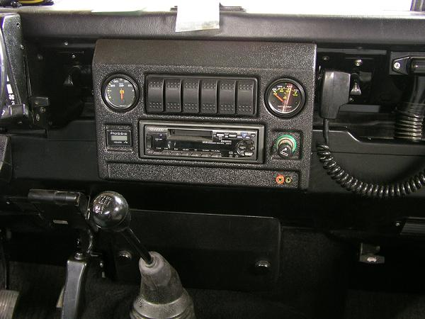 Installed Defender Dash.